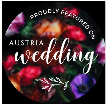 Austria-Wedding-Badge